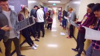 High School Mannequin Challenge 1500 Students - Maple Ridge Secondary School