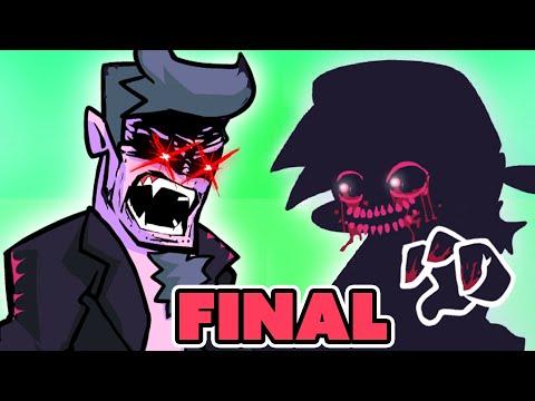 FRIDAY NIGHT FUNKIN' mod EVIL Boyfriend vs Corrupt Daddy Dearest FINAL BATTLE!