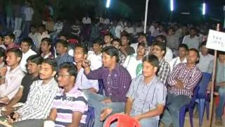 Prayer Song in College Annual Day