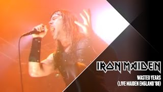 Wasted Years - Live at Maiden England (1988)