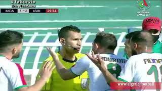 Ligue 1 Algérie : MC Alger – AS AMlila (3-3)
