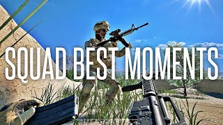 Drewski's Funniest SQUAD Moments - SQUAD Montage
