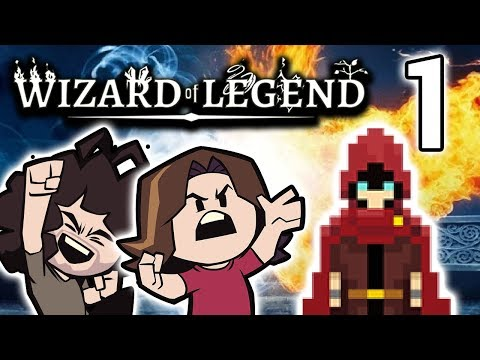 Wizard of Legend: Magic Boys! - PART 1 - Game Grumps