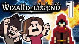 Wizard of Legend: Magic Boys! - PART 1 - Game Grumps