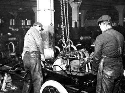 Henry Ford svorio netekimas