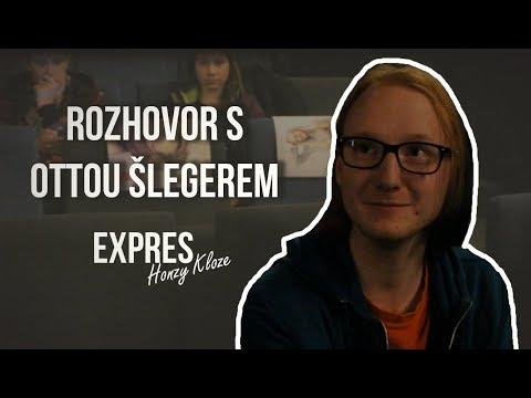 BONUS EXPRESU HONZY KLOZE #2 - Rozhovor s filmařem Otto Šlégerem