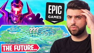 Epic Reveals BIG Plans about the FUTURE of Fortnite...