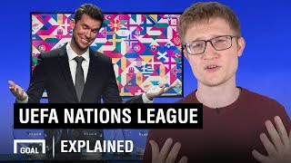 UEFA Nations League explained: How it works