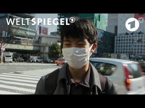 Warum tragen Japaner Masken? | Weltspiegel