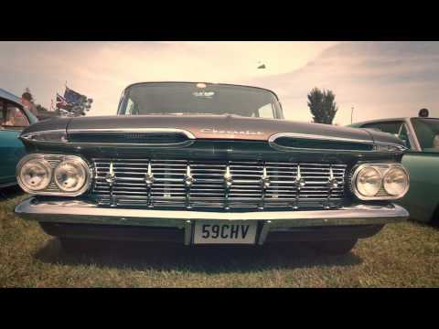 Hot Rod Revue: Muscle Car Madness 2014