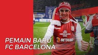 Pemain Baru Barcelona Ini Dijuluki The Next Cristiano Ronaldo