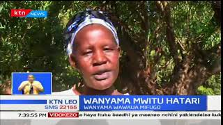 Wakuliwa katika eneo la Murang'a wapata hasara baada ya mifugo wao kuvamiwa na fisi