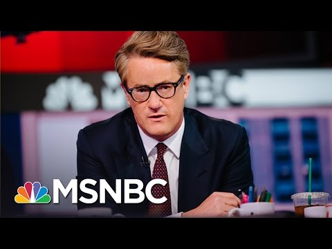 Joe On Lester Holt's Exclusive Interview With President Donald Trump | Andrea Mitchell | MSNBC