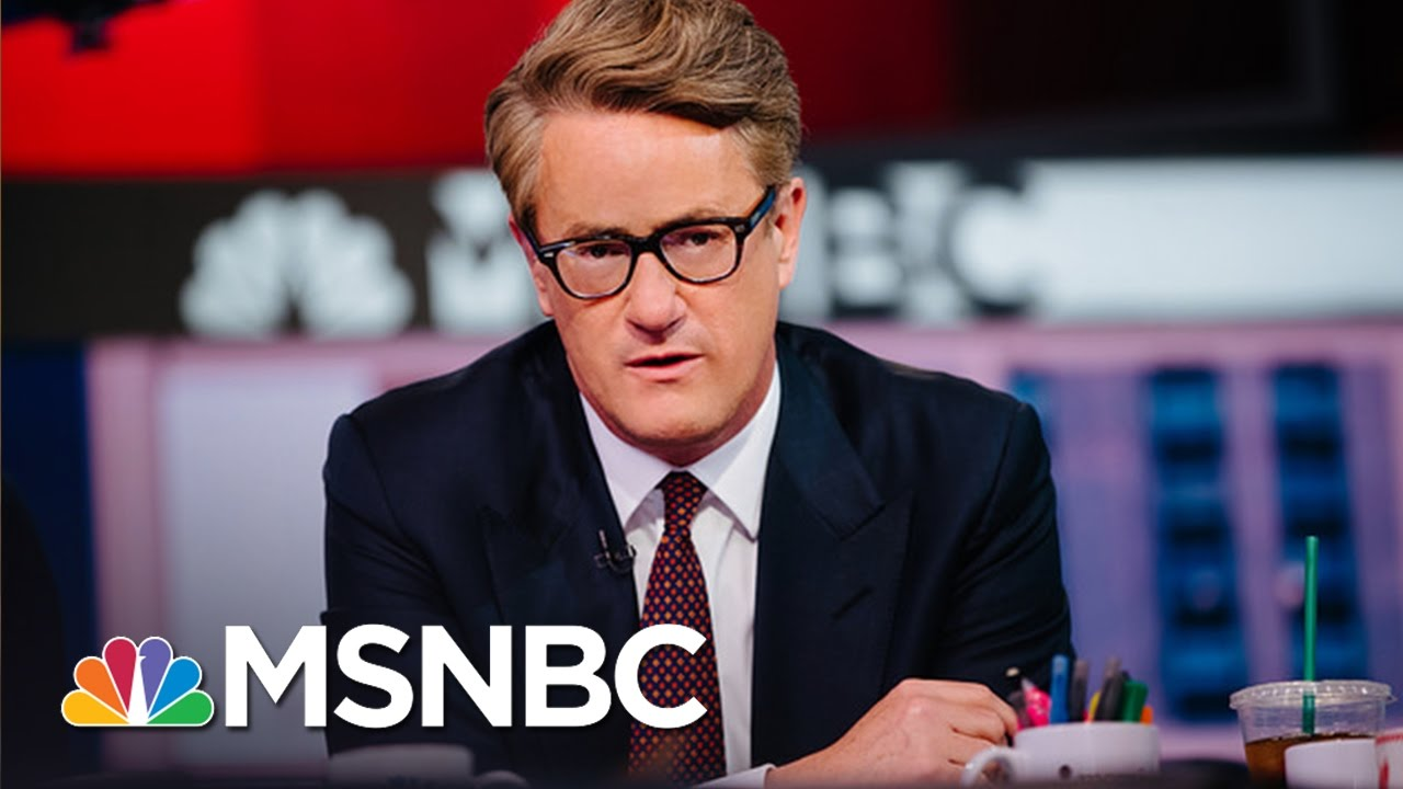 Joe On Lester Holt's Exclusive Interview With President Donald Trump   Andrea Mitchell   MSNBC thumbnail