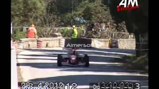 preview picture of video 'Giuseppe Gulotta Cronoscalata Monte Erice 2012 CIVM'