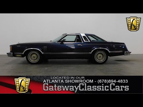 1979 Ford Thunderbird - Gateway Classic Cars of Atlanta #275