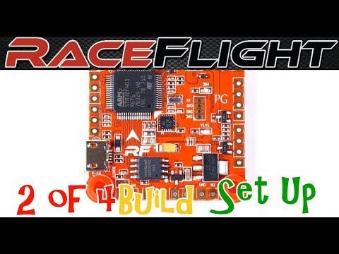 RaceFlightOne - How To Tutorial - Setup a RaceFlight Revolt OSD / V1