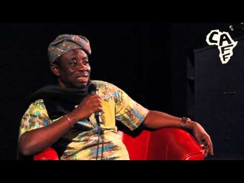 Tunde Kelani 'MAAMI' Q&A at the Cambridge African Film Festival
