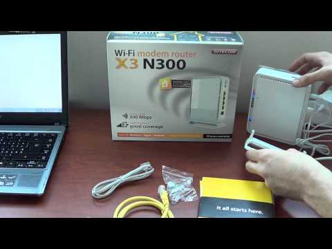 WLM-3600 Unboxing