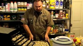 How To Use A Dehydrator For Food Storage