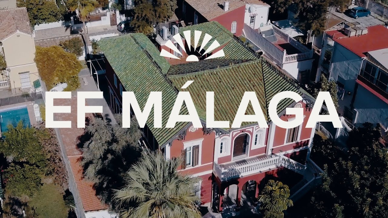 EF Málaga – Campus Tour