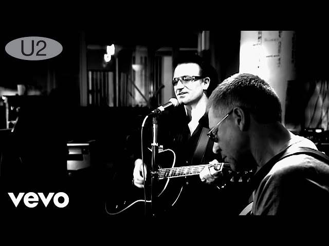 The Hands That Built America  - U2