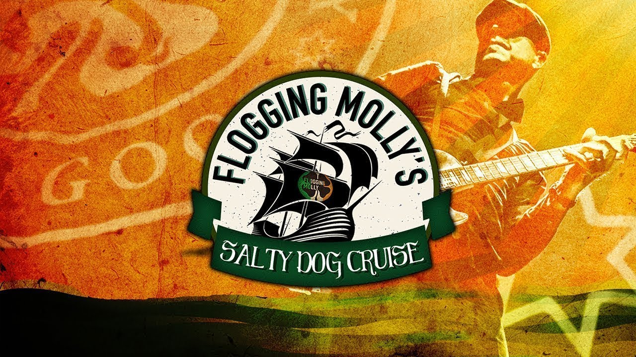 Cover image for BEFORE YOU DIE - SALTY DOG CRUISE