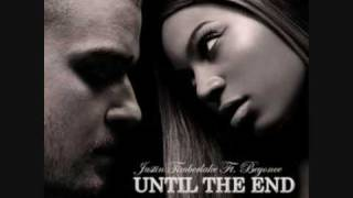 Gambar cover Justin Timberlake - Until The End Of Time Remix