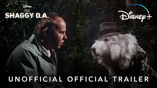 The Shaggy D.A. | Unofficial Official Trailer | Disney+