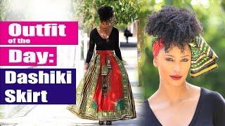 OOTD | My African Queen