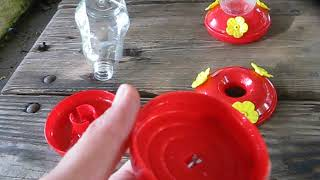 Caution You May Be Killing Hummingbirds By Using The Wrong Type Of Feeder