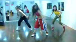 dance to 'roll' sean kingston and flo rida