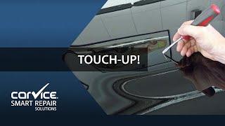 Kratzer reparieren mit dem Touch UP! System