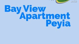 preview picture of video 'Bay View Apartment, Peyia, Paphos, Cyprus, 2 bedroom holiday rental apartment'