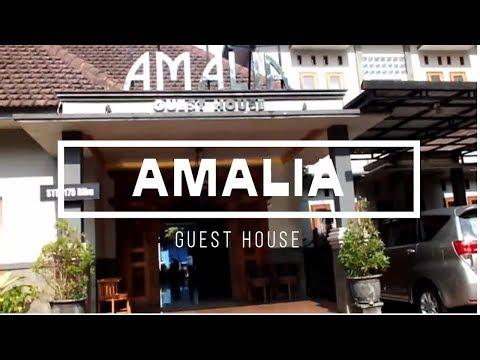 Amalia Guest House, Penginapan Strategis di Kota Malang Dekat Kawasan Ijen