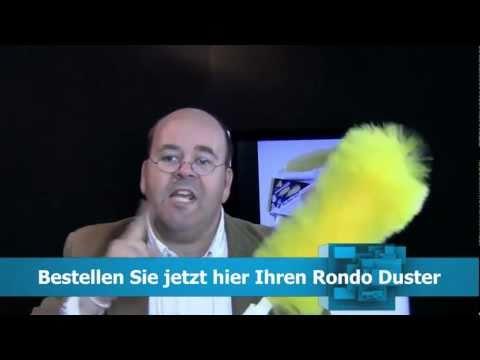 Produkt-Demo Rondo Duster Staubwedel - Staub wischen