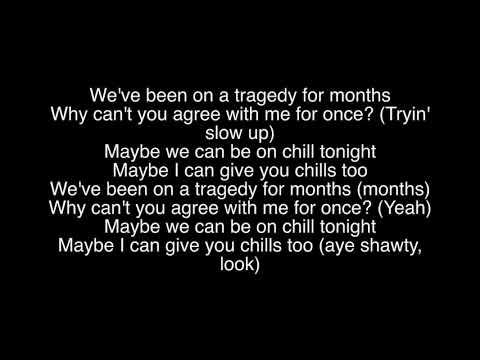Wale, Jeremih- On Chill Lyrics