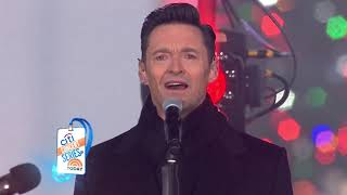 The Today show with Hugh Jackman!