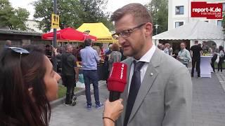 Neue Wohnheimplätze für Kölner Studenten am Zollstocker-Eck