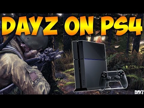 DayZ On Playstation 4 Live Stream Event Breakdown - DayZ PS4 Release Date And More