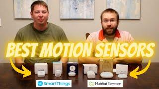 Episode 9: Best Motion Sensors for your Smart Home