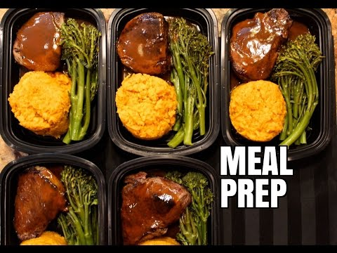 Video How to Meal Prep - Ep. 10 - STEAK