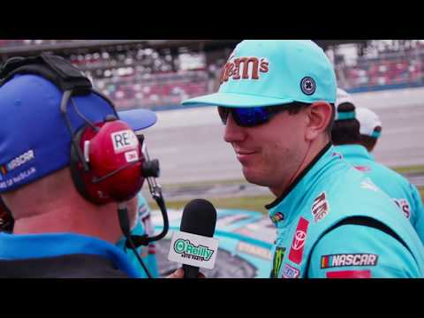 Behind the scenes at Talladega's NASCAR Playoffs Race