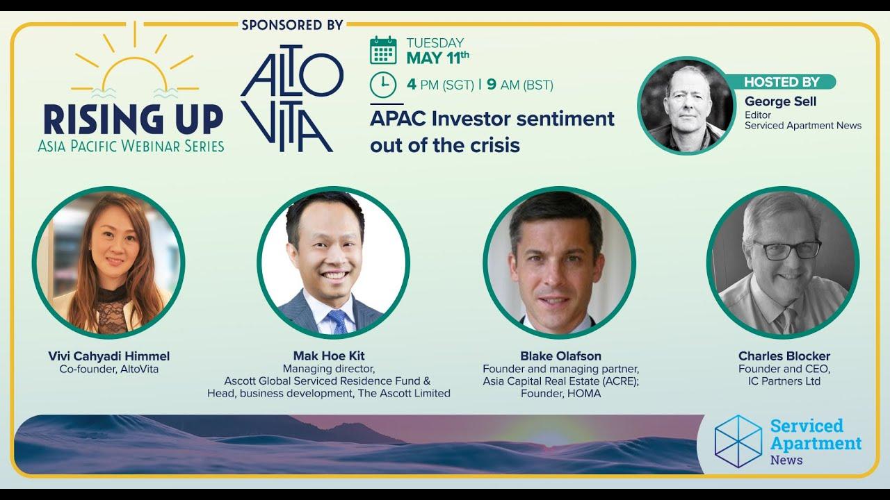 Rising Up APAC webinar 1: Investor sentiment