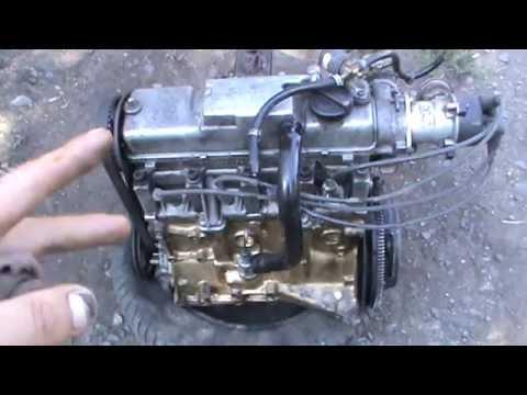 Начало ремонта двигателя ВАЗ 21083 с Подробностями