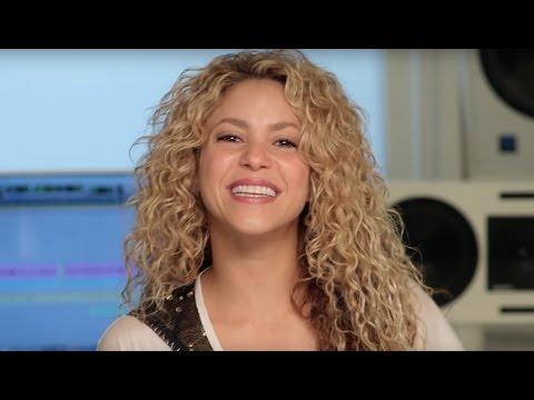 Shakira Funny Moments 2016