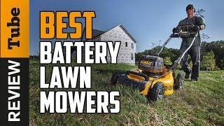 ✅Battery Mower: Best Battery Lawn Mowers 2019 (Buying Guide)