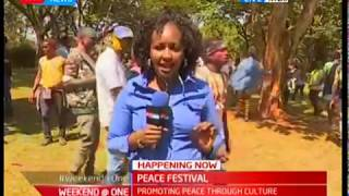 Peace Festival : The event seeks to unite tribes