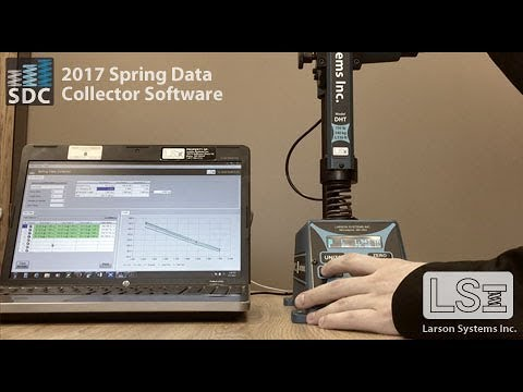 Spring Data Collector Software Demo Video