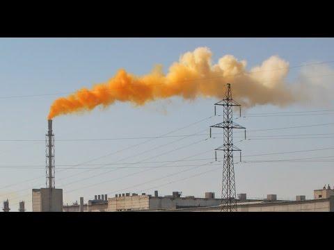 Что такое лисий хвост и чем опасен диоксид азота?